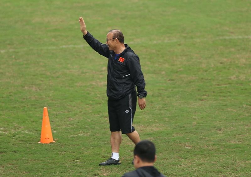 U23 Việt Nam,HLV Park Hang Seo,U23 Thái Lan