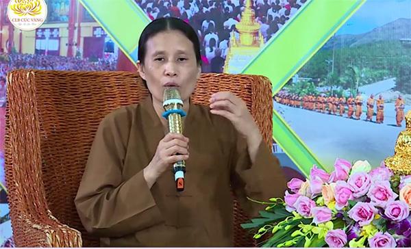 Phạm Thị Yến,Chùa Ba Vàng
