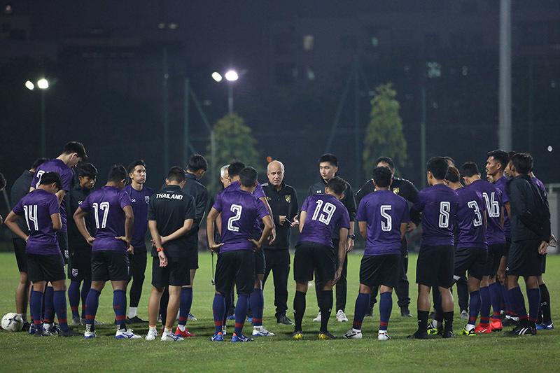 King's Cup,HLV Park Hang Seo,tuyển Việt Nam