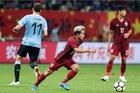 Thái Lan thua đậm Uruguay ở chung kếtChina Cup 2019