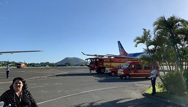 Khói trong buồng lái, máy bay Mỹ chở 256 khách hạ cánh khẩn