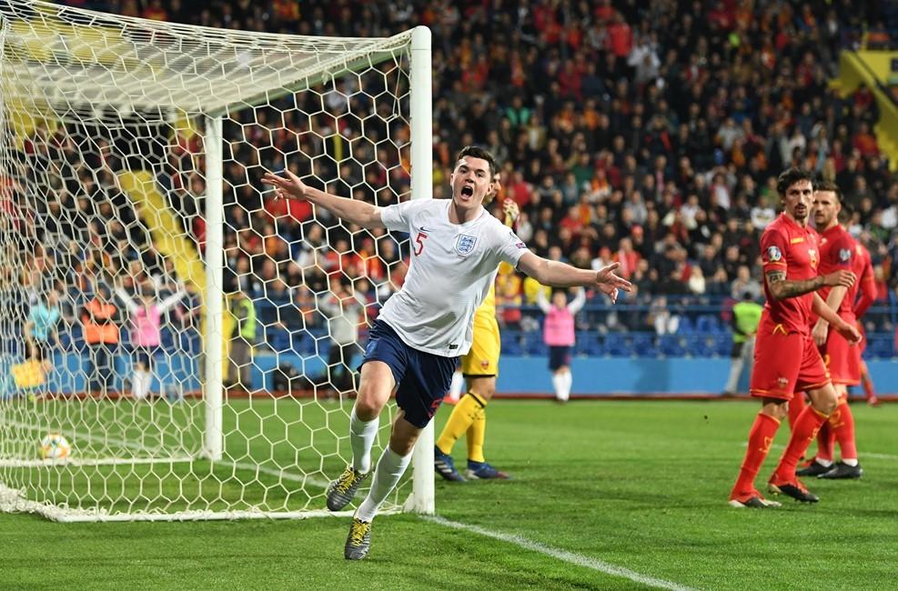 Tuyển Anh lại trút mưa bàn thắng ở Euro 2020
