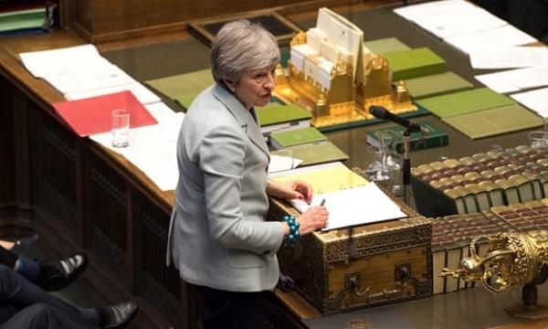 Brexit,Theresa May,quốc hội,bỏ phiếu