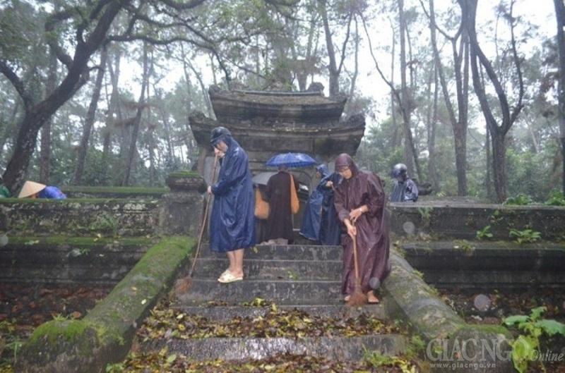 Chùa Ba Vàng,Tu tại tâm,Phật ở trong tâm