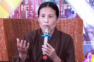 Bà Phạm Thị Yến chùa Ba Vàng qua lời kể chị gái ruột