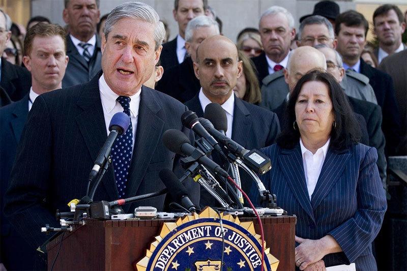 Công tố viên,minh oan,Donald Trump,Mỹ,Robert Mueller