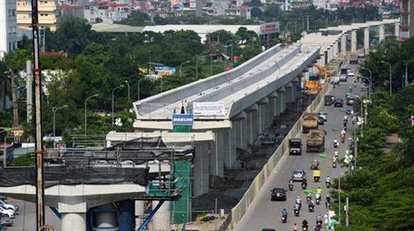 Đường Sắt Đô Thị,Nhổn - Ga Hà Nội