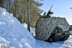 Binh sĩ bị xe tăng cán chết trong lúc tập trận