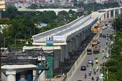 Thiếu vốn, đường sắt Nhổn- Ga HN lùi tiến độ thêm 4 năm