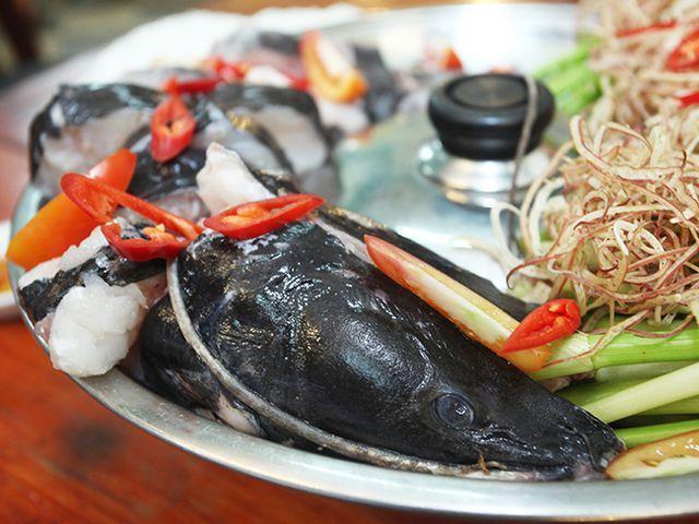 cá quý hiếm,đặc sản tây bắc,cá anh vũ,cá lăng,cá chiên,cá bỗng