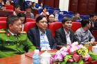 Quảng Ninh đang họp báo vụ chùa Ba Vàng