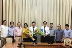 Sở Kế hoạch và Đầu tư TP.HCM có Phó giám đốc mới