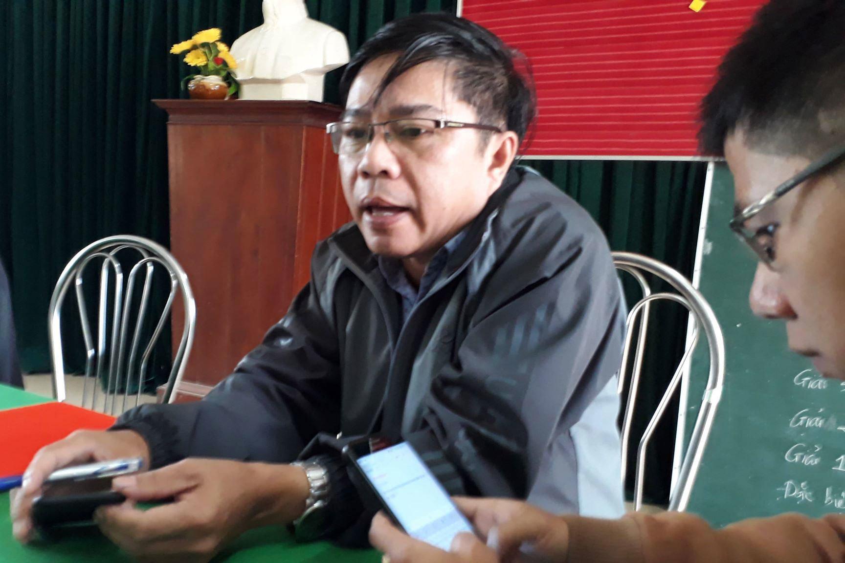 Nữ sinh nghi bị xâm hại ở Quảng Trị: Lời thầy hiệu trưởng