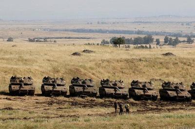 Những toan tính chiến lược ở Cao nguyên Golan