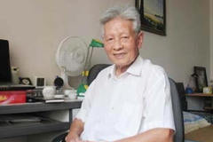 GS Ngô Thúc Lanh, thầy của những người thầy dạy toán, qua đời ở tuổi 97