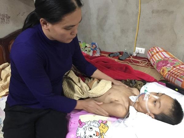 hoàn cảnh khó khăn,u não,bệnh hiểm nghèo,giúp đỡ người nghèo,từ thiện vietnamnet