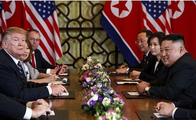 Kim Jong Un sốc vì danh sách cơ sở hạt nhân Mỹ đưa ra tại Hà Nội