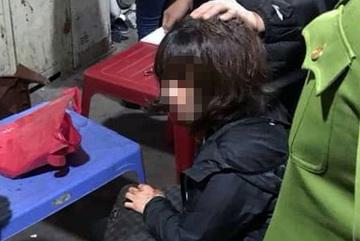 Nghi án dùng súng cướp tiền của vợ chồng tiểu thương ở chợ Long Biên