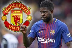 Barca bán Umtiti cho MU, Guardiola nhận loạt tin vui