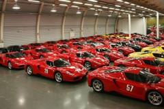 Bộ sưu tập hàng nghìn xe siêu hiếm của quốc vương Brunei