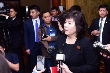 """Triều Tiên tố """"thủ phạm"""" ngăn thượng đỉnh Trump-Kim đạt thỏa thuận ở Hà Nội"""