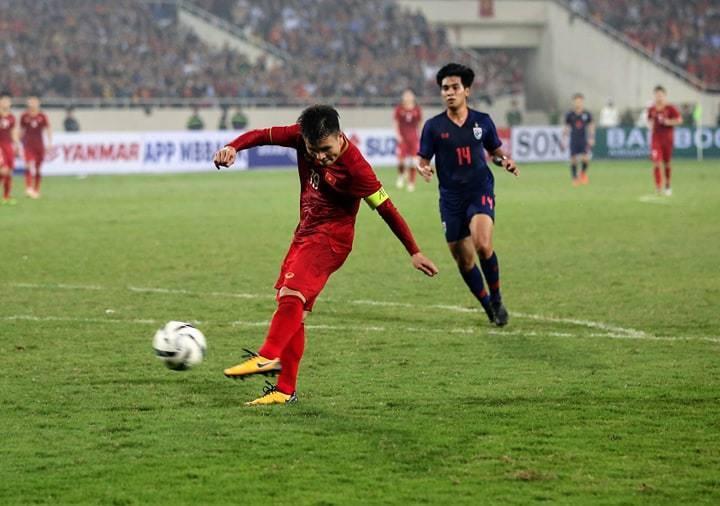 U23 Việt Nam,U23 Thái Lan,Nguyễn Quang Hải