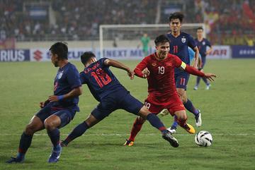 Quang Hải, Đình Trọng được vinh danh sau khi hạ U23 Thái Lan