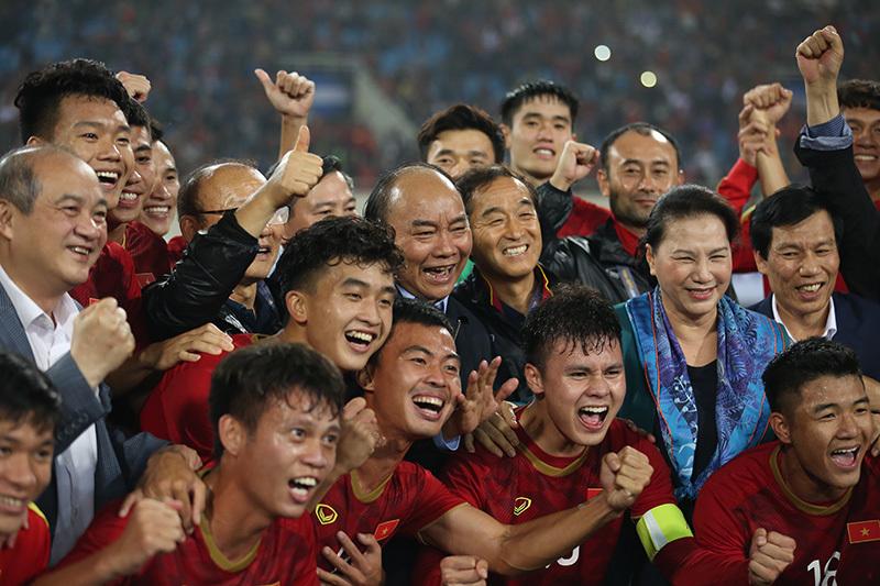 Quay chậm chiến thắng mãn nhãn U23 Việt Nam trước U23 Thái Lan