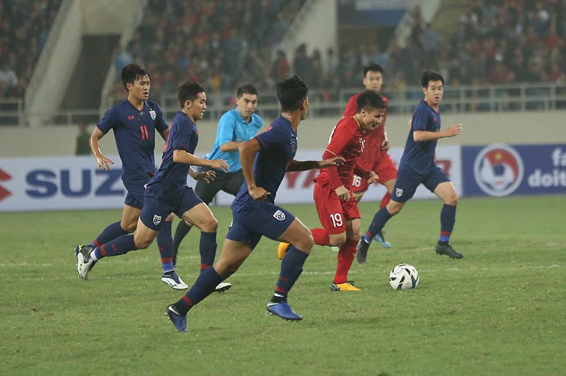 U23 Việt Nam,HLV Park Hang Seo,U23 Thái Lan,Quang Hải