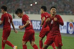"""Còn ai chê Đức chinh """"chân gỗ"""" ở U23 Việt Nam?"""