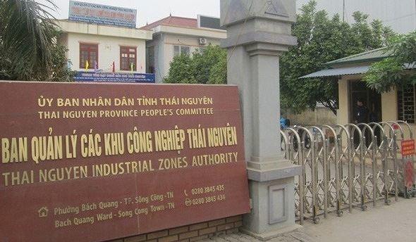 Thái Nguyên duyệt dự án sản xuất vải 8.120 tỷ, xả thải ra sông Công