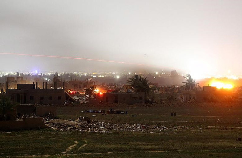 IS,Syria,sào huyệt,thành trì,địa ngục trần gian.