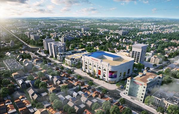 Ra mắt 26 căn nhà phố thương mại Vincom tại Sóc Trăng
