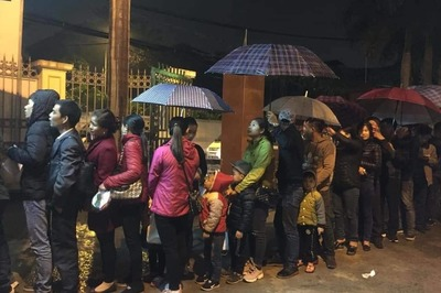 4.000 trẻ Bắc Ninh về Hà Nội xét nghiệm, 561 trẻ dương tính với sán lợn