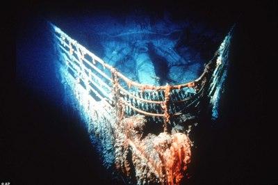 Xuất hiện giả thuyết mới về nguyên nhân tàu Titanic chìm