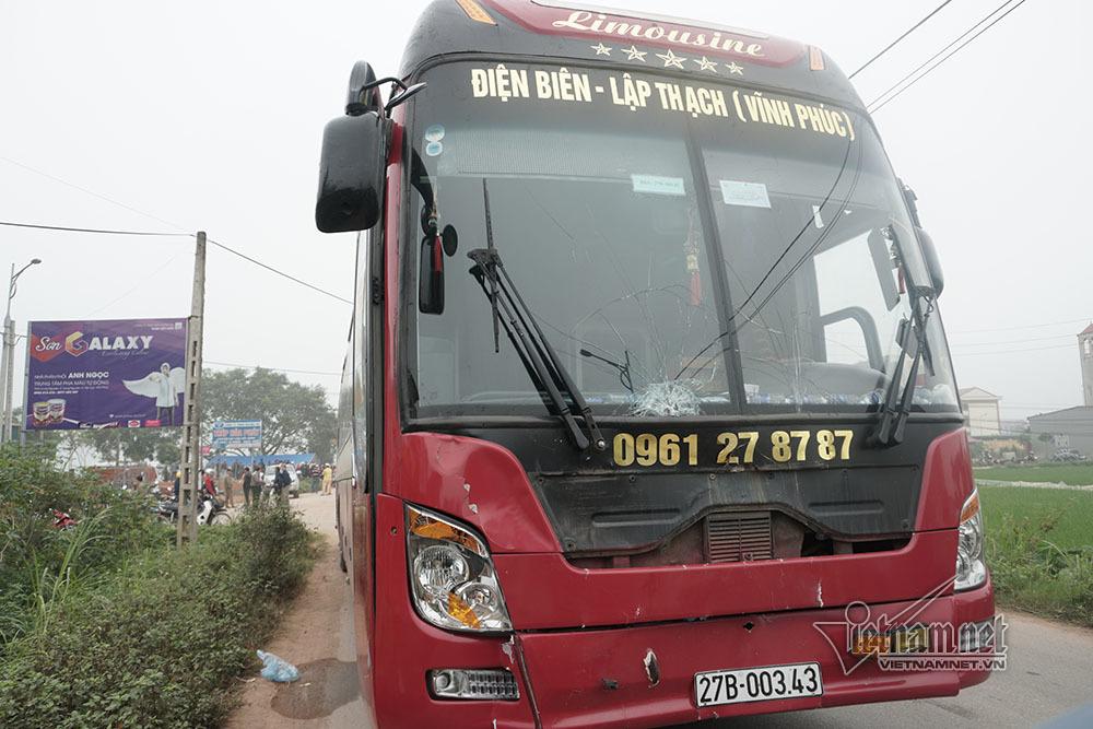 Tai nạn 7 người chết: Xe khách có dấu hiệu tăng tốc vào đoàn người