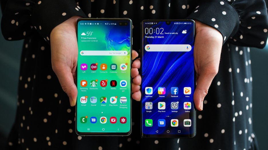 So sánh 3 Android phone đầu bảng: Huawei P30, Galaxy S10 và Pixel 3