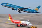 Sự cố sân bay Vinh khiến máy bay Vietnam Airlines không thể hạ cánh