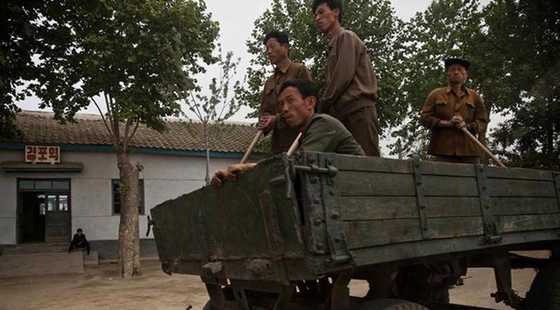 Trung – Nga hồi hương hàng chục nghìn lao động Triều Tiên