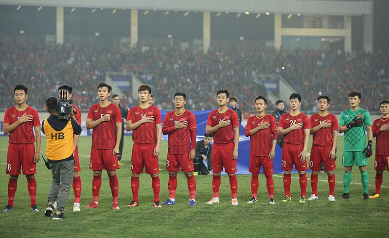 HLV Park Hang Seo,U23 Thái Lan,U23 Việt Nam
