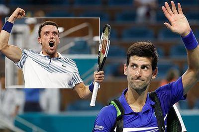 Djokovic bật bãi khỏi Miami Open 2019