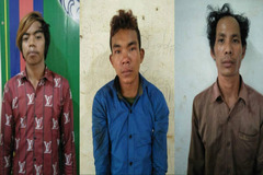 Nhóm người Campuchia cướp táo tợn ở Việt Nam
