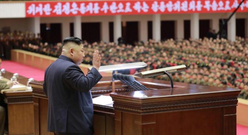 Nhiệm vụ đặc biệt Kim Jong Un giao quân đội