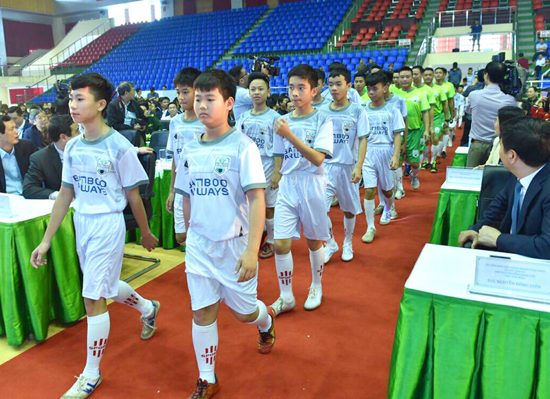 Đoàn Văn Hậu,Tuấn Anh,Hà Nội FC,HAGL