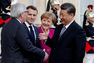 Lo bị đẩy sang bên lề, châu Âu thay đổi chiến lược với TQ