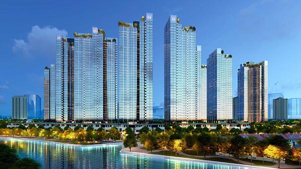 Sunshine City Sài Gòn 'tăng nhiệt' bất động sản TP.HCM
