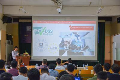 Tập huấn và diễn tập bảo vệ hệ thống thông tin thành phố Hồ Chí Minh