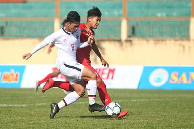 Hạ Myanmar, U19 Thái Lan đấu U19 Việt Nam ở chung kết