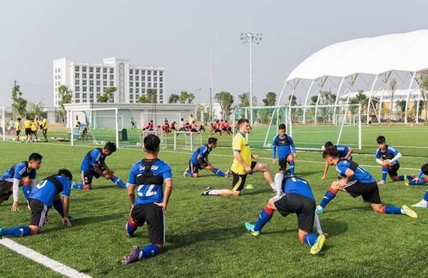 bóng đá,đào tạo cầu thủ