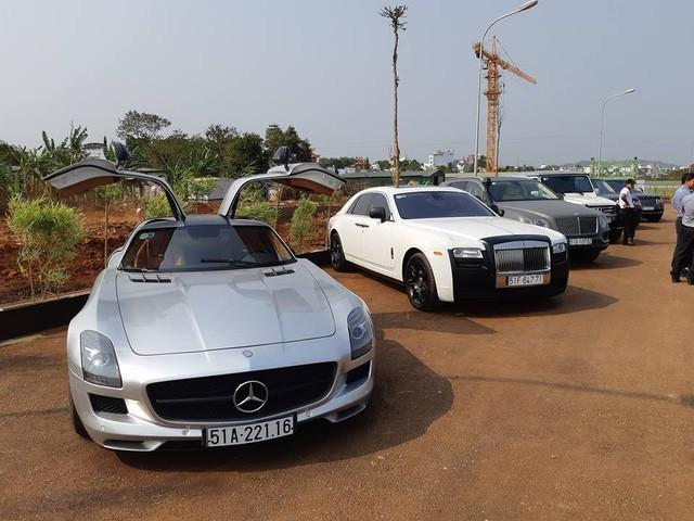 Ông Đặng Lê Nguyên Vũ mua siêu xe để làm gì?